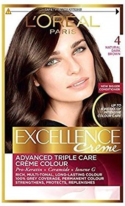 4 Permanent At Home Hair Dyes I've Tried L'Oreal Excellence Hair Dye