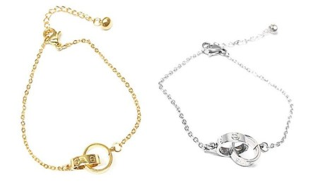 Cartier Small Chain Love Bracelets Dupes - Cartier Dupes