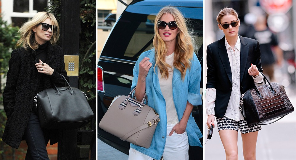 Celebrities With Givenchy Antigona Bags