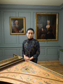 Satoko Dog-Luck | Handel and Hendrix in London