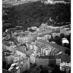 Petrov, Špiberk a ulice okolo Údolní
