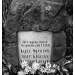 Lesná - pomník