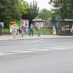 Zastávka MHD Nádraží