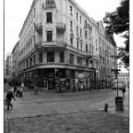 Rohový dům Josefská - Masarykova