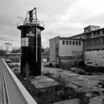 Průmyslový areál na ulici Staňkova