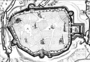 Plán města Brna