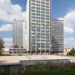 Administrativní budovy na Šumavské