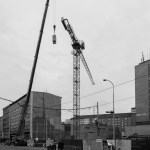 Výstavba na Lidické (Snaha)