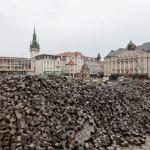 Rekonstrukce náměstí