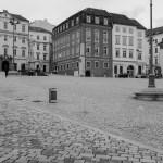Severní strana náměstí