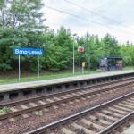 Železniční zastávka Lesná