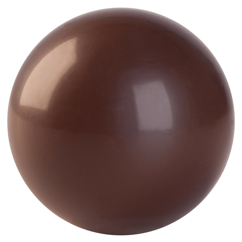 Brunner Chocolate Moulds Ball Mould Half Smooth Style