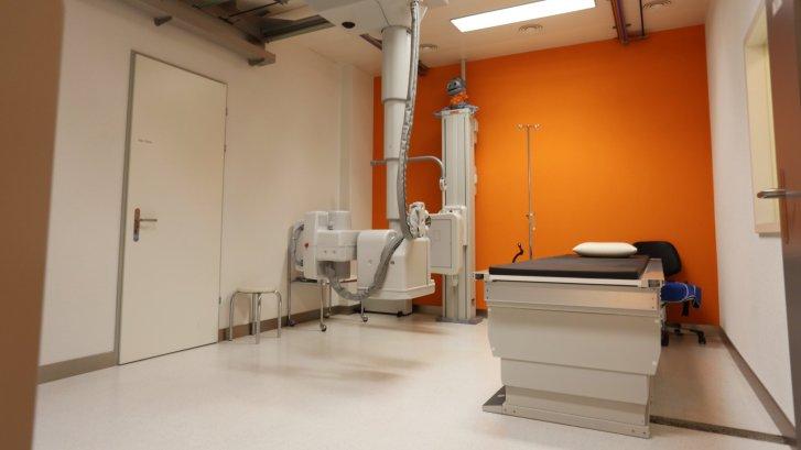 Röntgenraum | Röntgeninstitut | Brunnhof