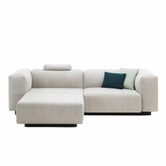 Vitra Sofa Modular Karlaby Bed Manual Soft 2er Chaise Longue Bruno Wickart Ch