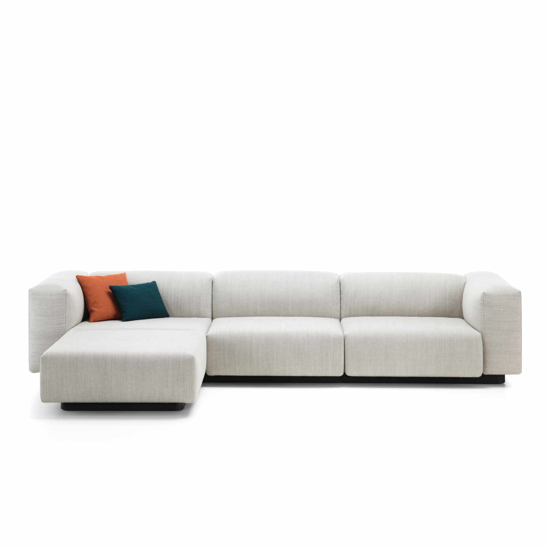 vitra sofa modular broyhill beds soft 3er chaise longue bruno wickart ch