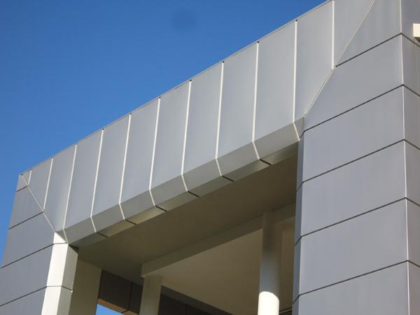 Bruno Acciai  Rivestimenti in alluminio delle facciate