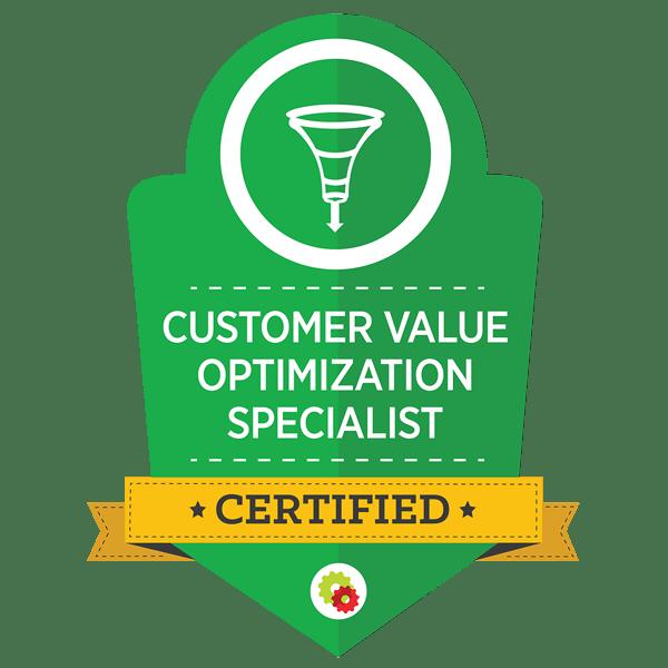 Especialista em Otimização de Valor do Cliente