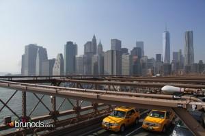 Pont Brooklyn traversée
