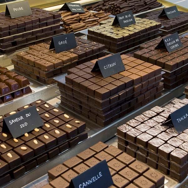 chocolatier mof vannes bruno le derf