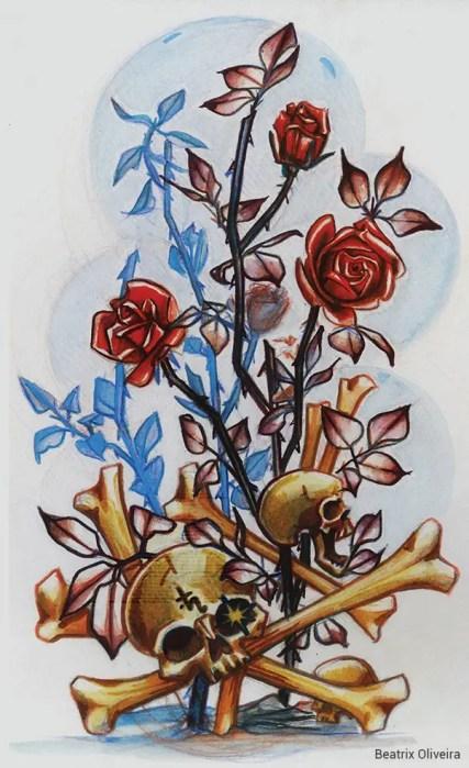 Beatrix Oliveira Tattoo
