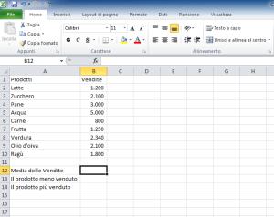 Funzioni Statistiche Excel