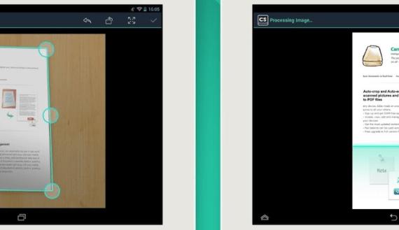 Scannerizzare un documento con uno smartphone