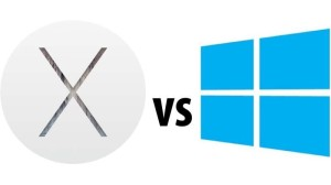 osx contro windows
