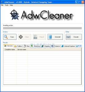 adwcleaner elimina Malware
