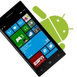 Windows 10 apre alle App Android