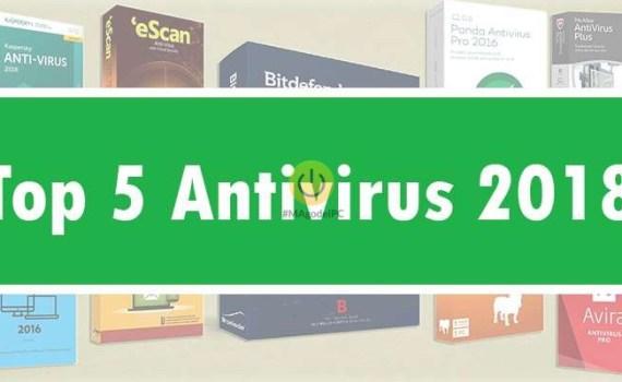 Miglior Antivirus Gratuiti del 2018