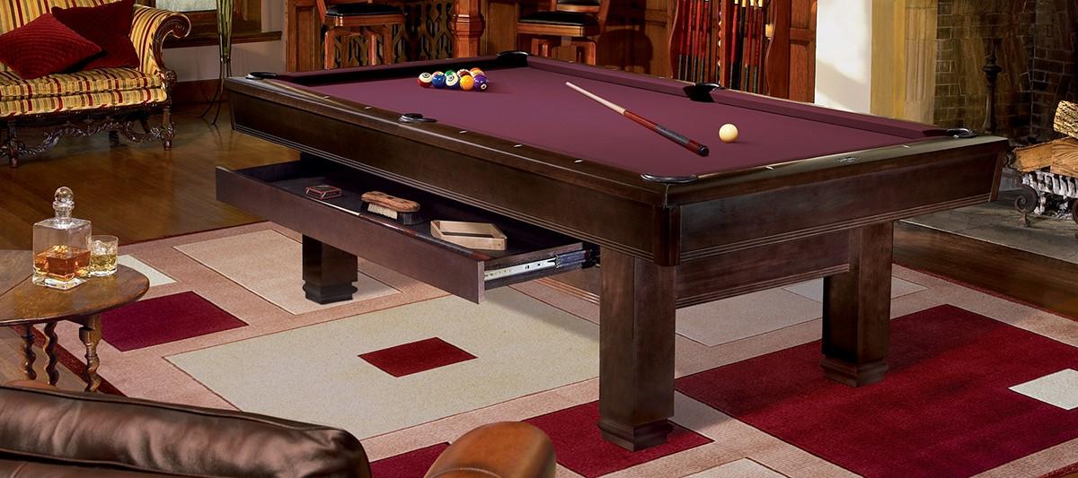 Bridgeport  Billiards Tables