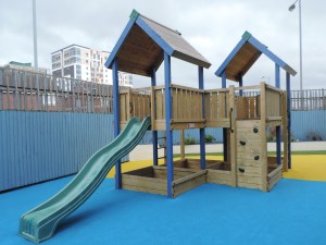 Photo showing the Activity Equipment at The Brunny.