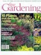 Fine Gardening 1
