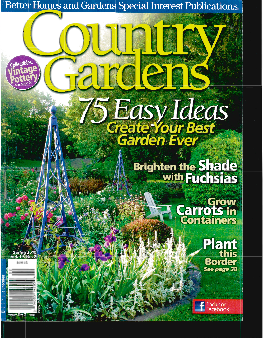 Perfect Country Gardens Cover