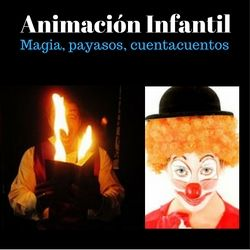 Animación infantil y familiar Madrid