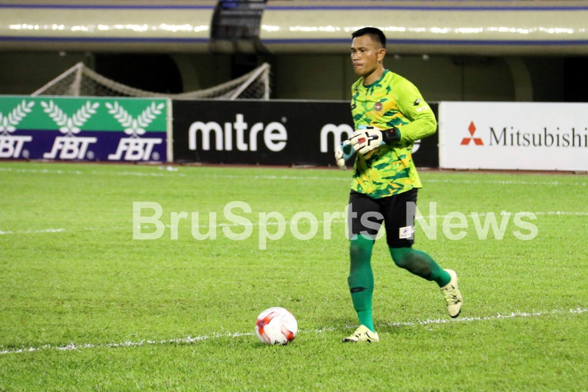 Alizanda Sitom an oldie but goldie for DPMM FC