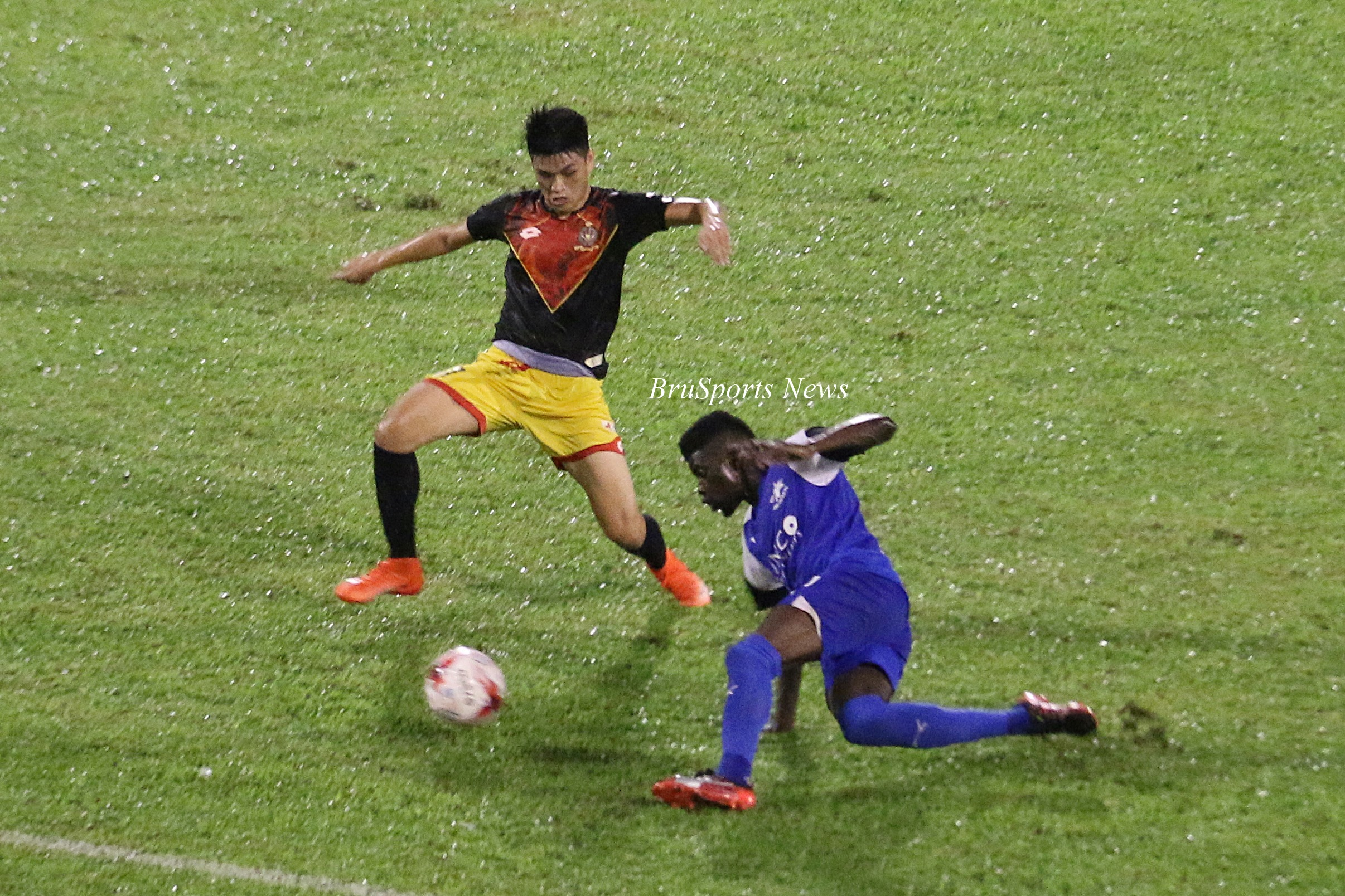 DPMM FC suffer against Protectors due to poor refereeing
