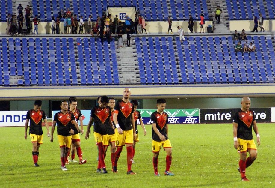 Five-star Tampines beat DPMM FC