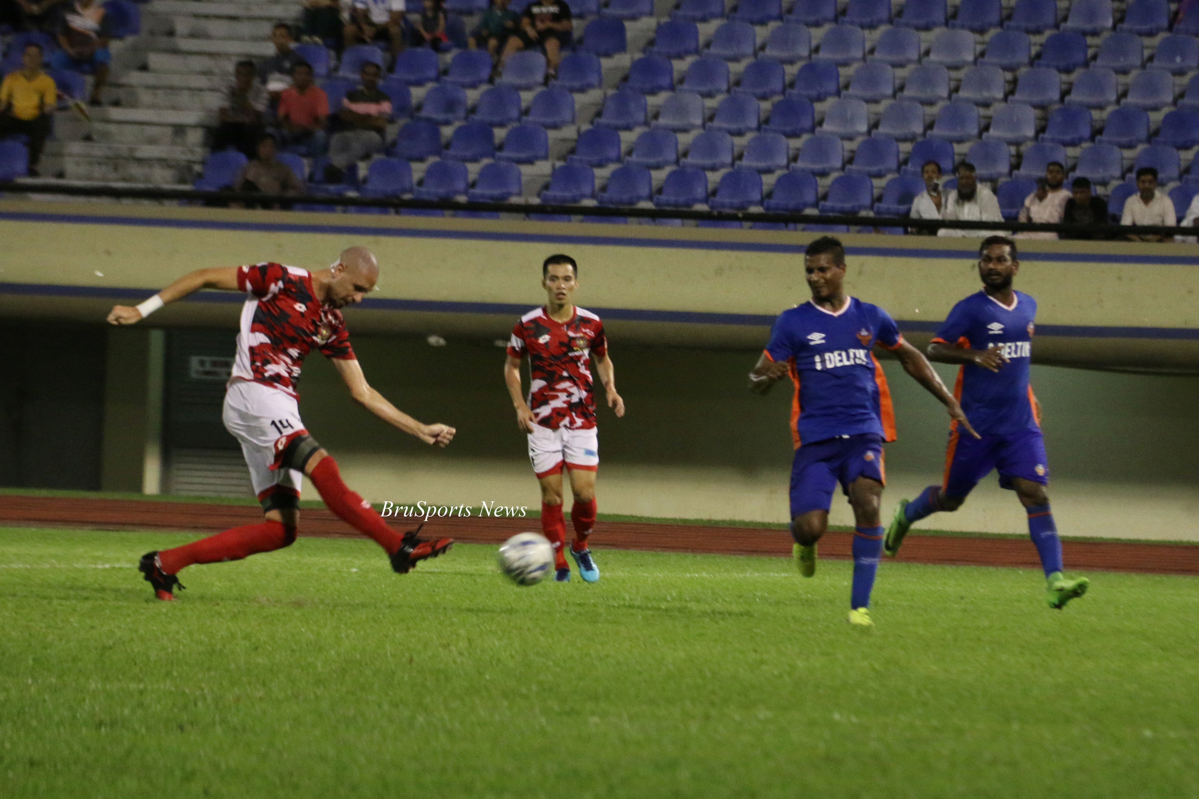 DPMM FC romp to victory over FC Goa in friendly