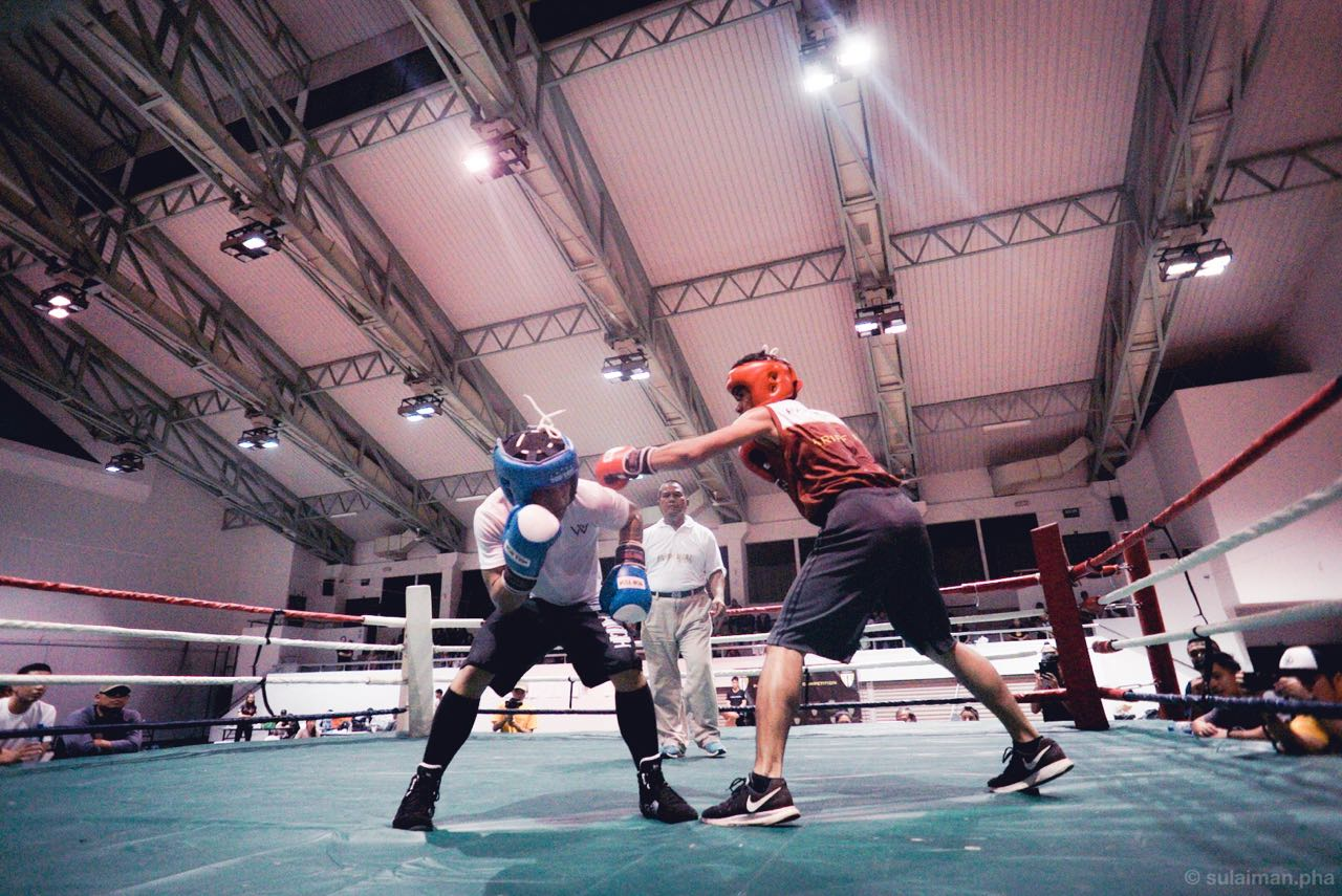 Good response for inaugural Pahlawan Amateur Boxing Competition