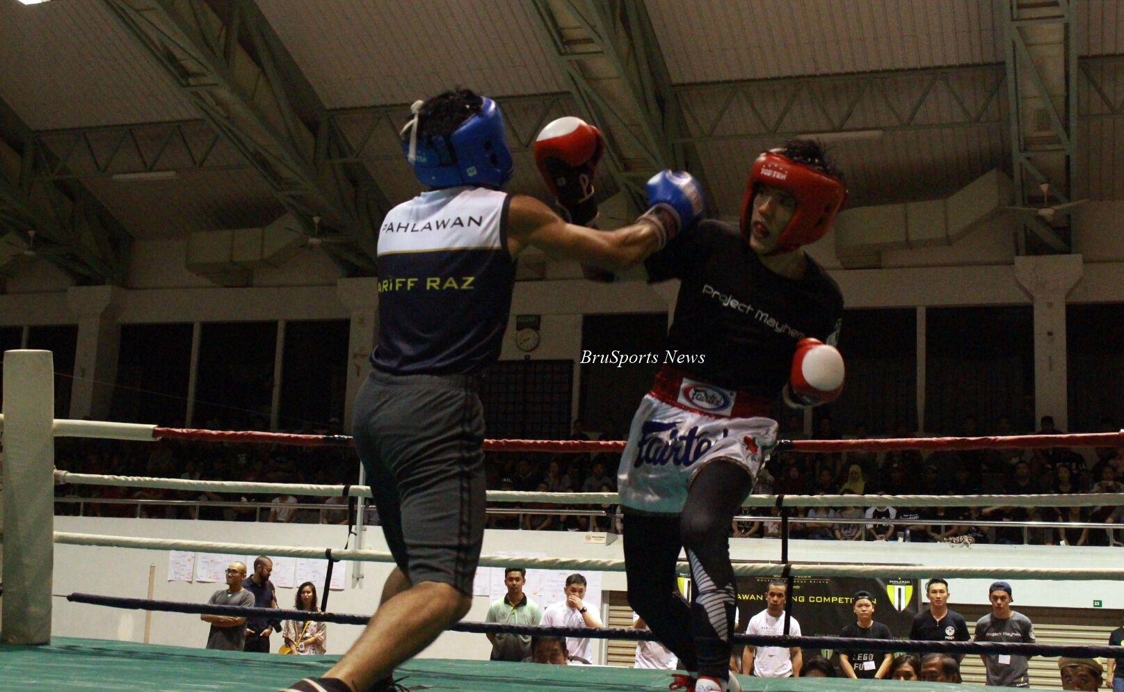 Top boxers crowned at Pahlawan Amateur Boxing Competition