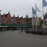 Beautiful Bruges in Belgium