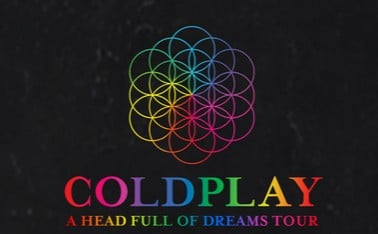 Coldplay konserter i Brussel i 2017