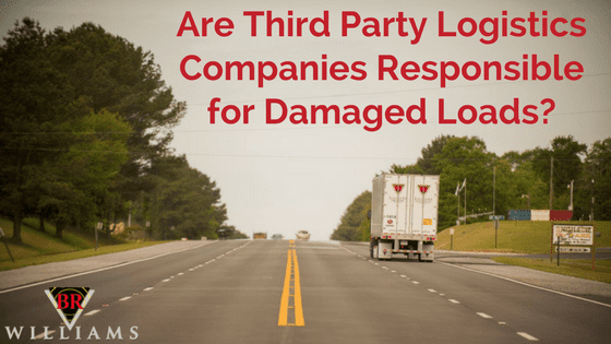 Are Third Party Logistics Companies Responsible for Damaged Loads?