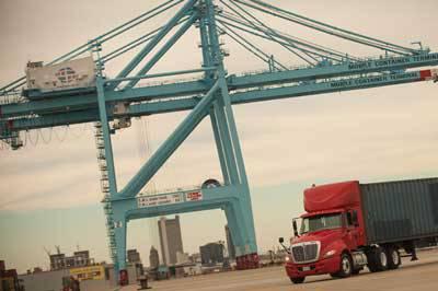 Intermodal and Drayage Services in Mobile, Alabama