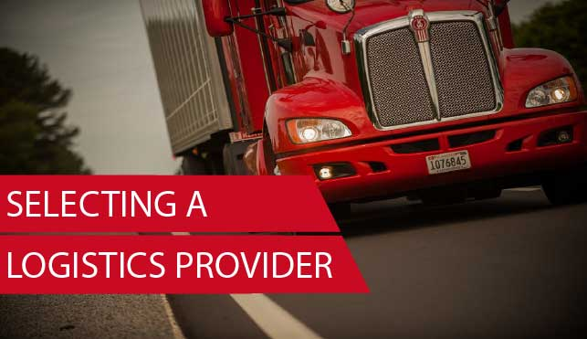 The Top 5 Factors to Consider When Selecting a Logistics Provider