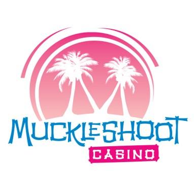 Island themed casino logo