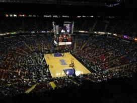 Stadium At Kings Game.