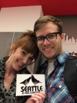Seattle is for love birds.