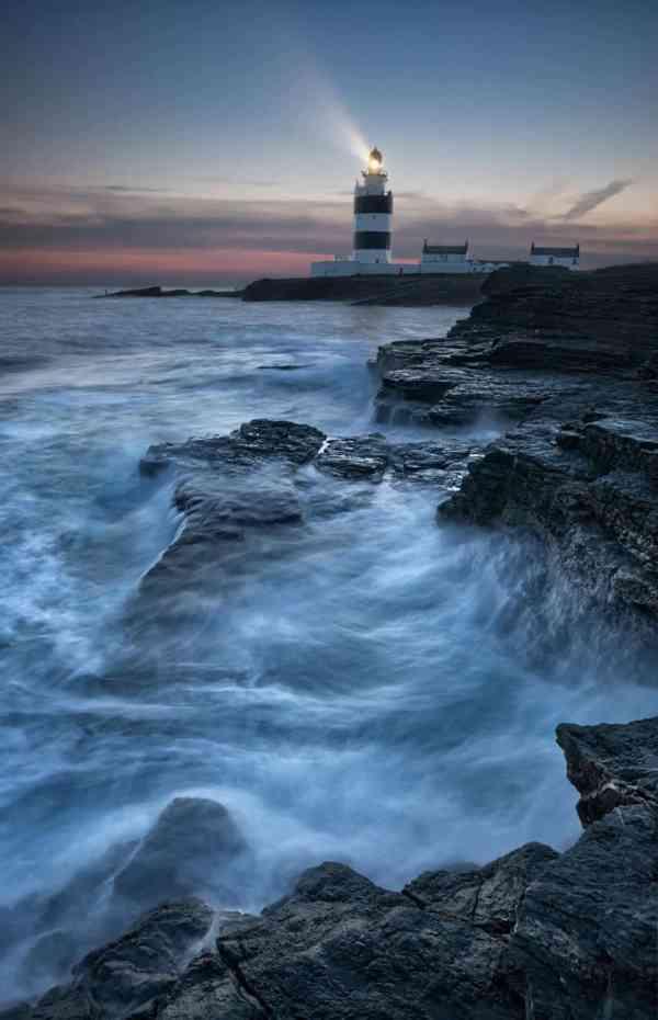 hook lighthouse - bryan hanna irish